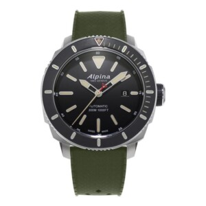 Alpina Seastrong Diver 300 Automatic AL525LGG4V6