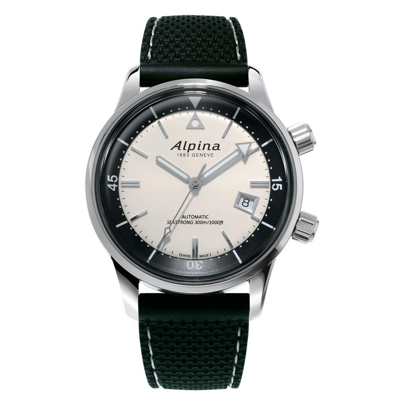 Alpina Seastrong Diver 300 Heritage AL525S4H6 1