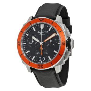 Alpina Seastrong Diver 300 Chronograph AL372LBO4V6