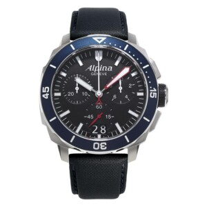 Alpina Seastrong Diver 300 Chronograph AL372LBN4V6