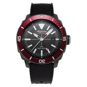 Alpina Seastrong Diver 300 GMT AL247LGBRG4TV6