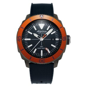Alpina Seastrong Diver 300 GMT AL247LNO4TV6