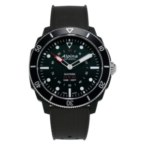 Alpina Seastrong Horological Smartwatch AL282LBB4V6