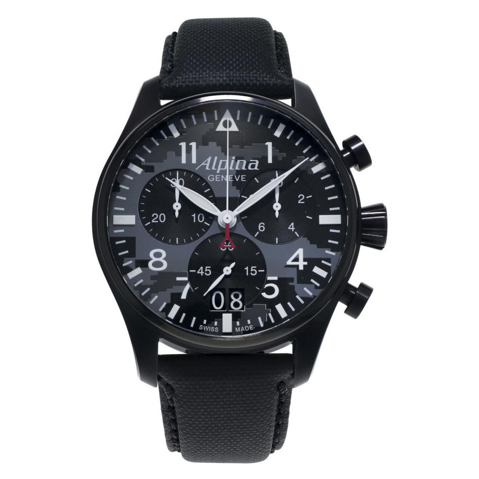 Alpina Startimer Pilot Chronograph Big Date AL372BMLY4FBS6 1