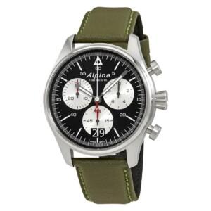 Alpina Startimer Pilot Chronograph Big Date AL372BS4S6