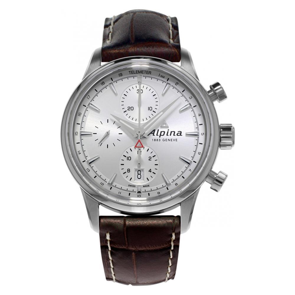 Alpina Alpiner Chronograph AL750S4E6 1