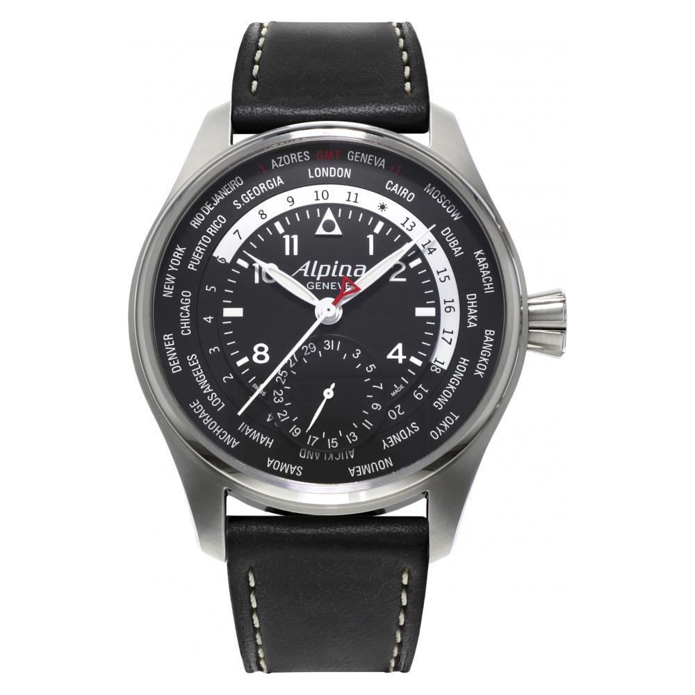 Alpina Startimer Pilot Manufacture Worldtimer AL718B4S6 1