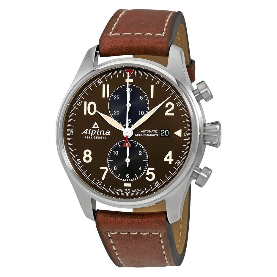 Alpina Startimer Pilot Chronograph Automatic AL725GR4S6 1
