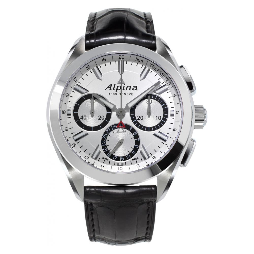 Alpina Alpiner 4 Flyback Chronograph Manufacture AL760SB5AQ6 1