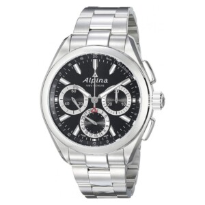 Alpina Alpiner 4 Flyback Chronograph Manufacture AL760BS5AQ6B