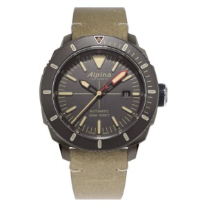 Alpina Seastrong Diver 300 Automatic AL525LGG4TV6