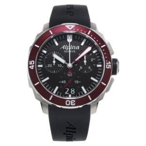 Alpina Seastrong Diver 300 Chronograph AL372LBBRG4V6