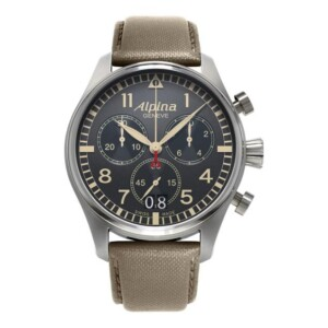 Alpina Startimer Pilot Chronograph Big Date AL372BGR4S6