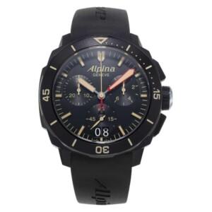 Alpina Seastrong Diver 300 Chronograph AL372LBBG4FBV6