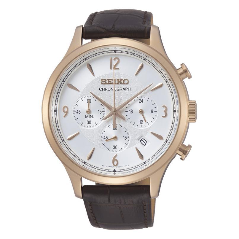 Seiko Chronograph SSB342P1 1