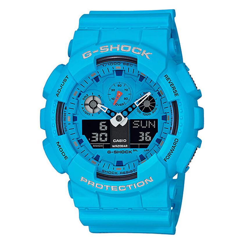 Gshock Original GA100RS2A 1