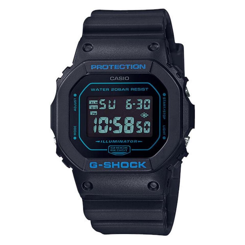 Gshock Standard Digital DW5600BBM1 1