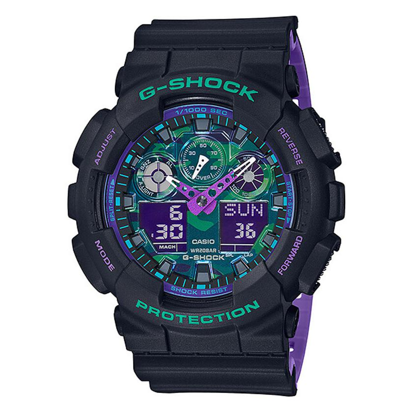 Gshock Original GA100BL1A 1