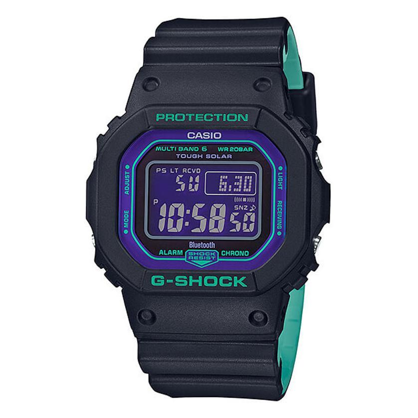 Gshock Standard Digital GWB5600BL1 1