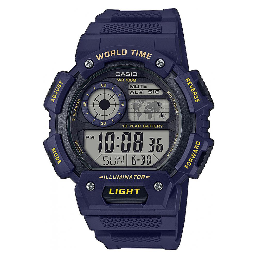 Casio Standard Digital AE1400WH2A 1