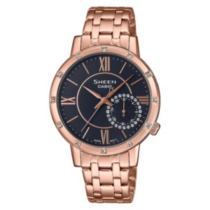 Casio Sheen SHE3046PG8A