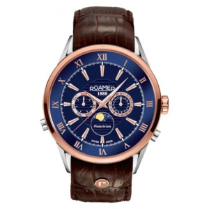 Roamer Superior Moonphase 508821494305