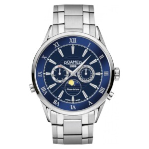 Roamer Superior Moonphase 508821414350