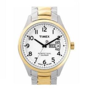 Timex Men's Timex T Series Perpetual Calendar T2M458