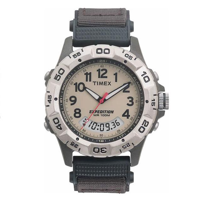 Timex Expedition Resin Combo T41341 1