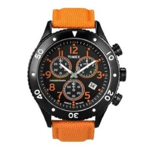 Timex Men's Chronograph with INDIGLO NightLight T2N085