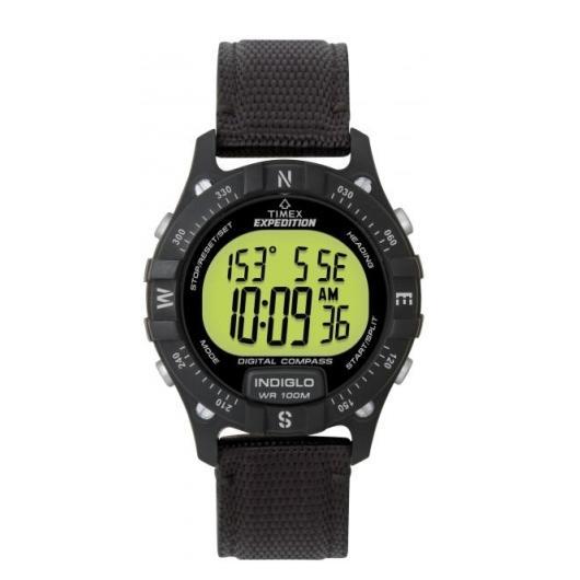 Timex Digital Compass T49686 1