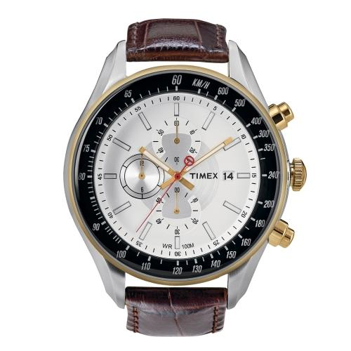 Timex Men's Chronograph with INDIGLO NightLight T2N157 1