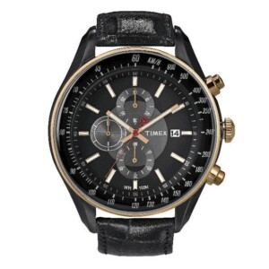 Timex Men's Chronograph with INDIGLO NightLight T2N158
