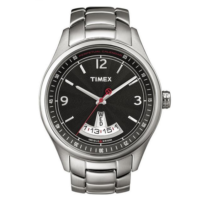 Timex Men's Perpetual Calendar T2N217 1