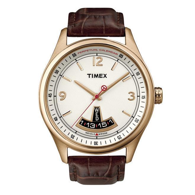 Timex Men's Perpetual Calendar T2N221 1