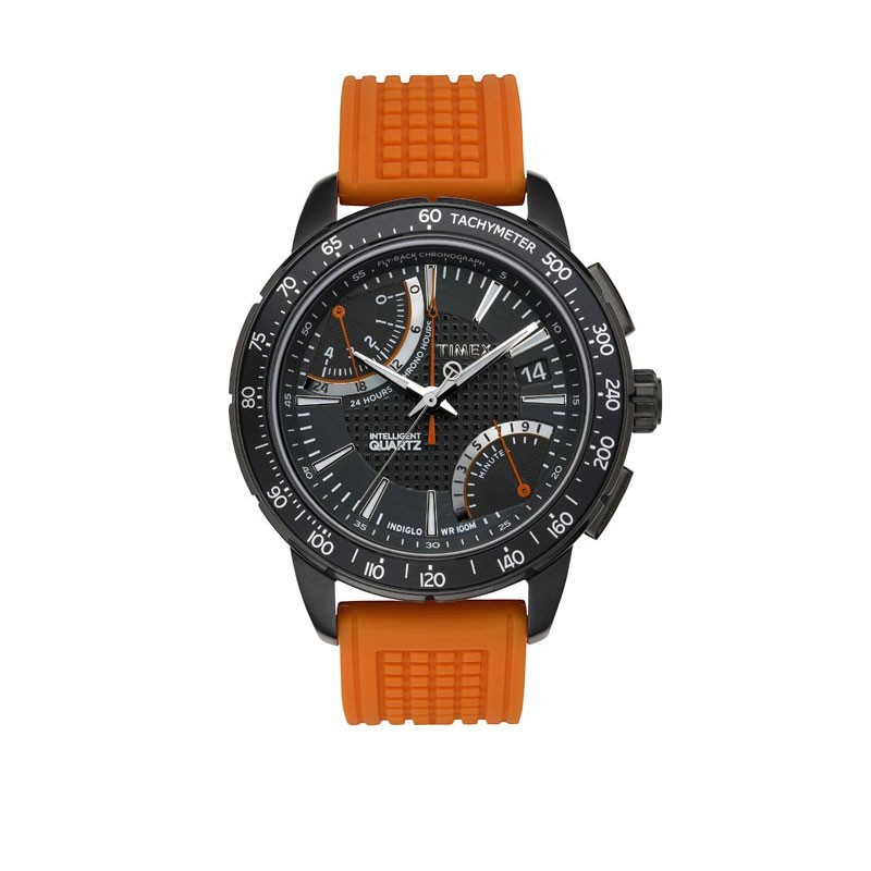 Timex Premium IQ Chronograph T2N707 1