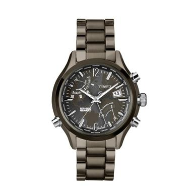 Timex IQ World Time T2N946 1