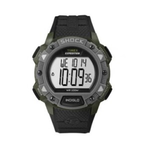 Timex Shock Resistant CAT T49897