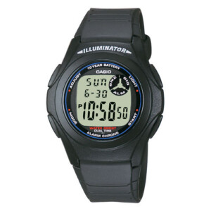Casio Standard Digital F200W1A