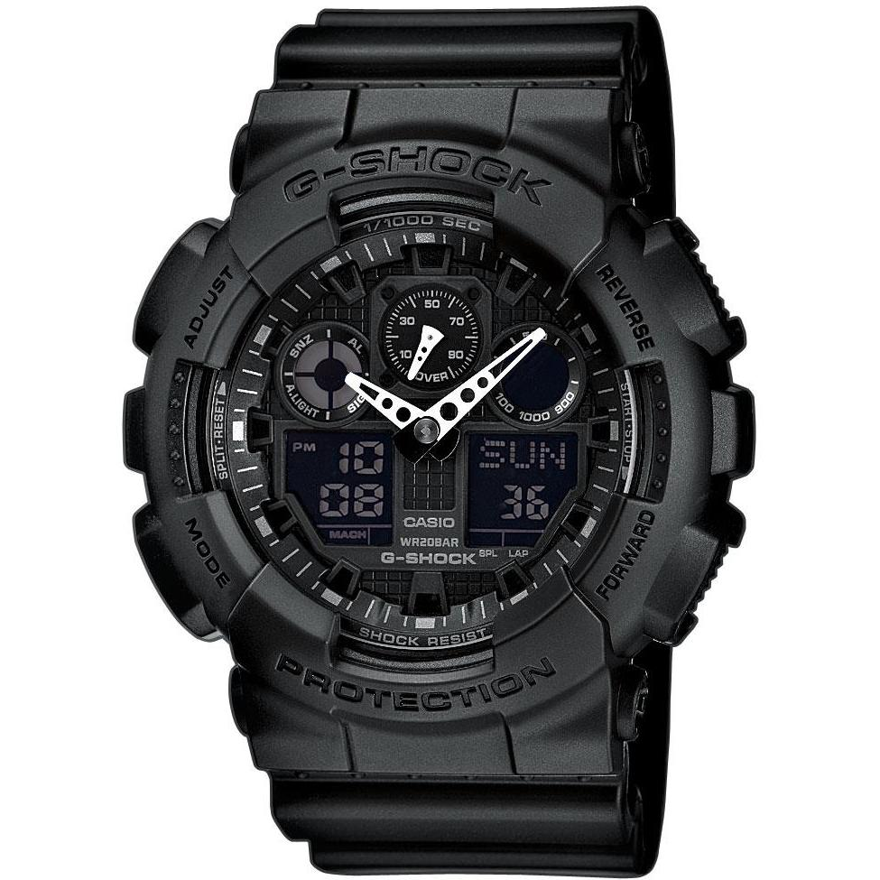 Casio Gshock  Basic GA1001A1 1