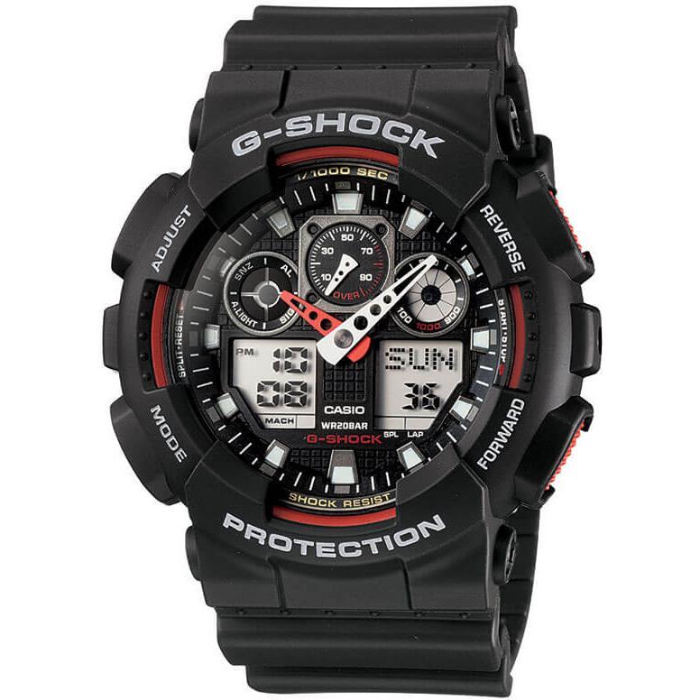 Casio Gshock  Basic GA1001A4 1