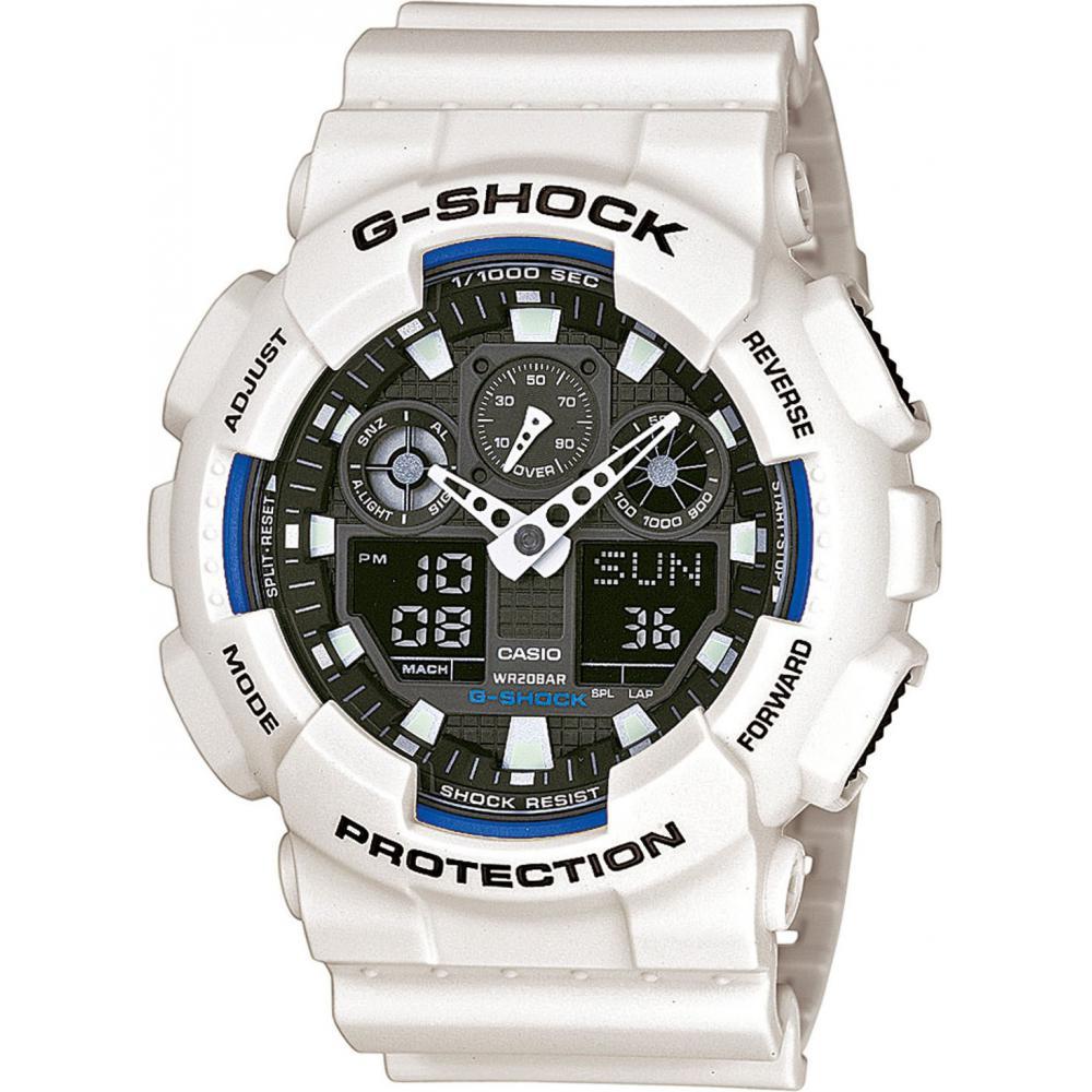 Casio Gshock Basic GA100B7A 1