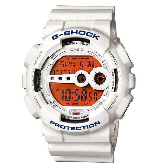 Casio GShock GD100SC7 1