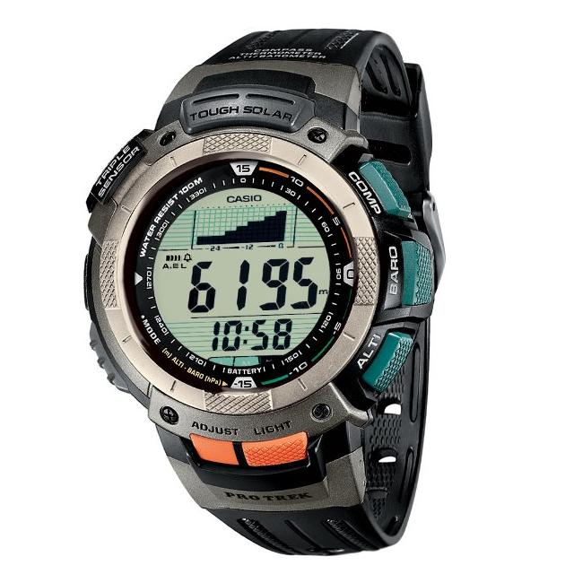 Casio Pro Trek PRG801 1