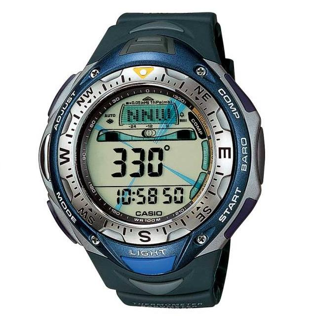 Casio SeaPathfinder SPF402 1