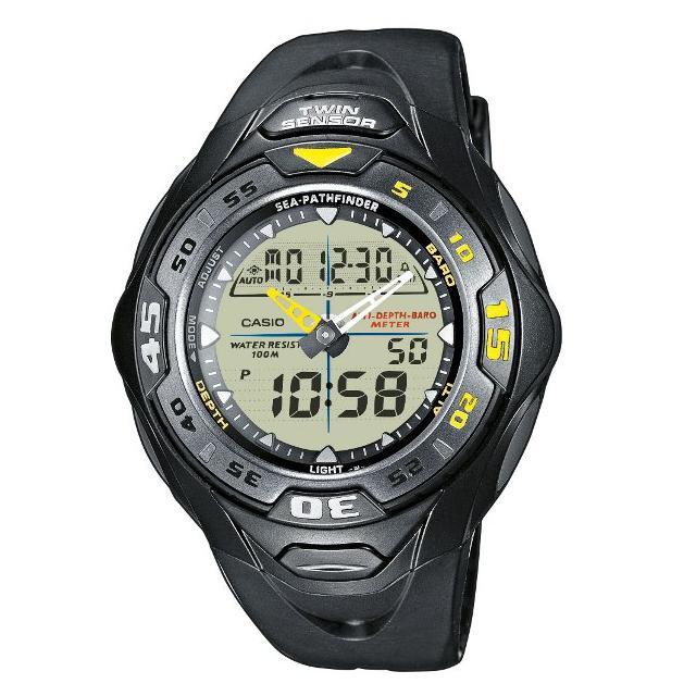 Casio SeaPathfinder SPF60S1 1