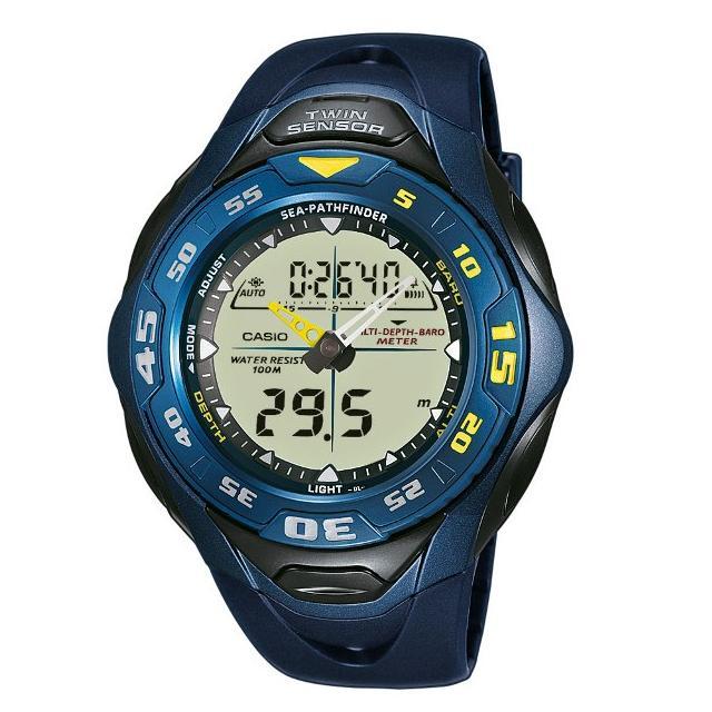 Casio SeaPathfinder SPF60S2 1
