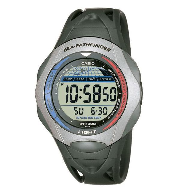 Casio SeaPathfinder SPS300C1 1