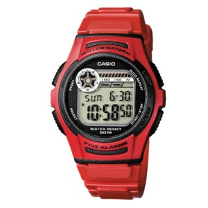 Casio Standard Digital W2134A