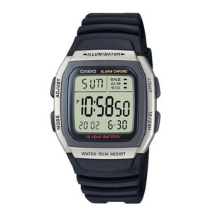Casio Standard Digital W96H1A